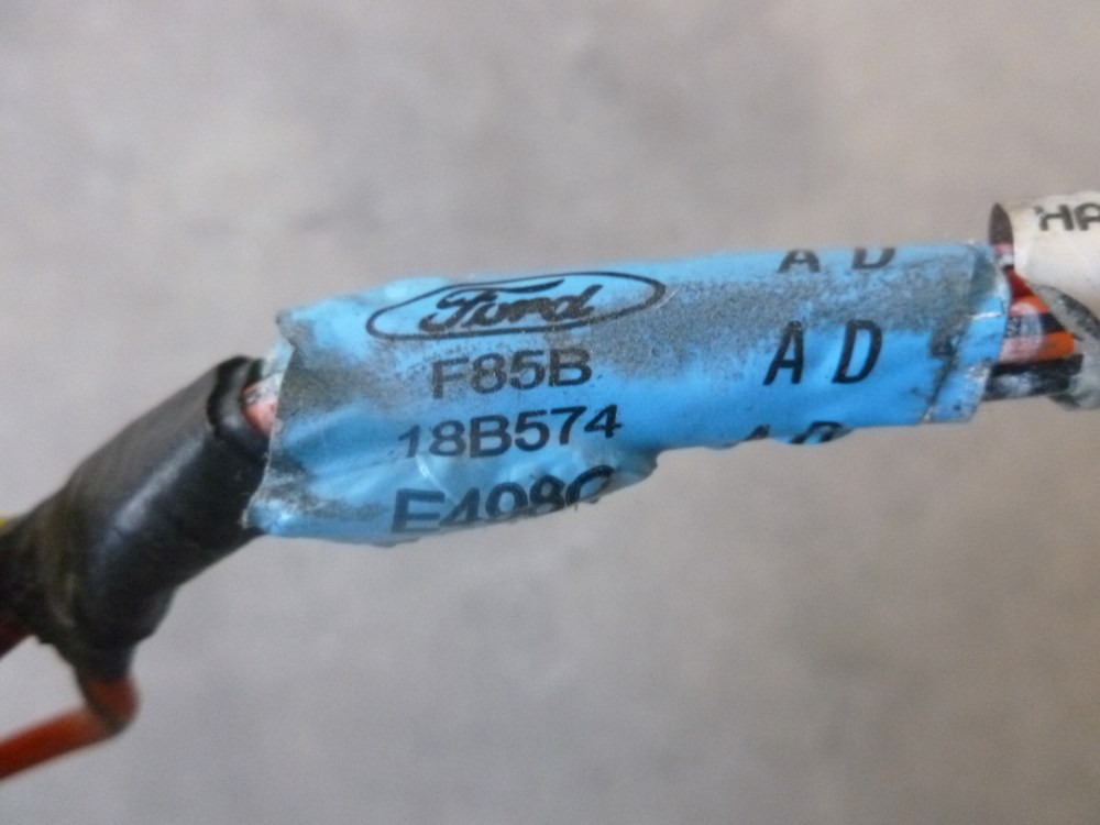 medium resolution of 1998 ford expedition xlt front ac heater blower motor wiring harness2