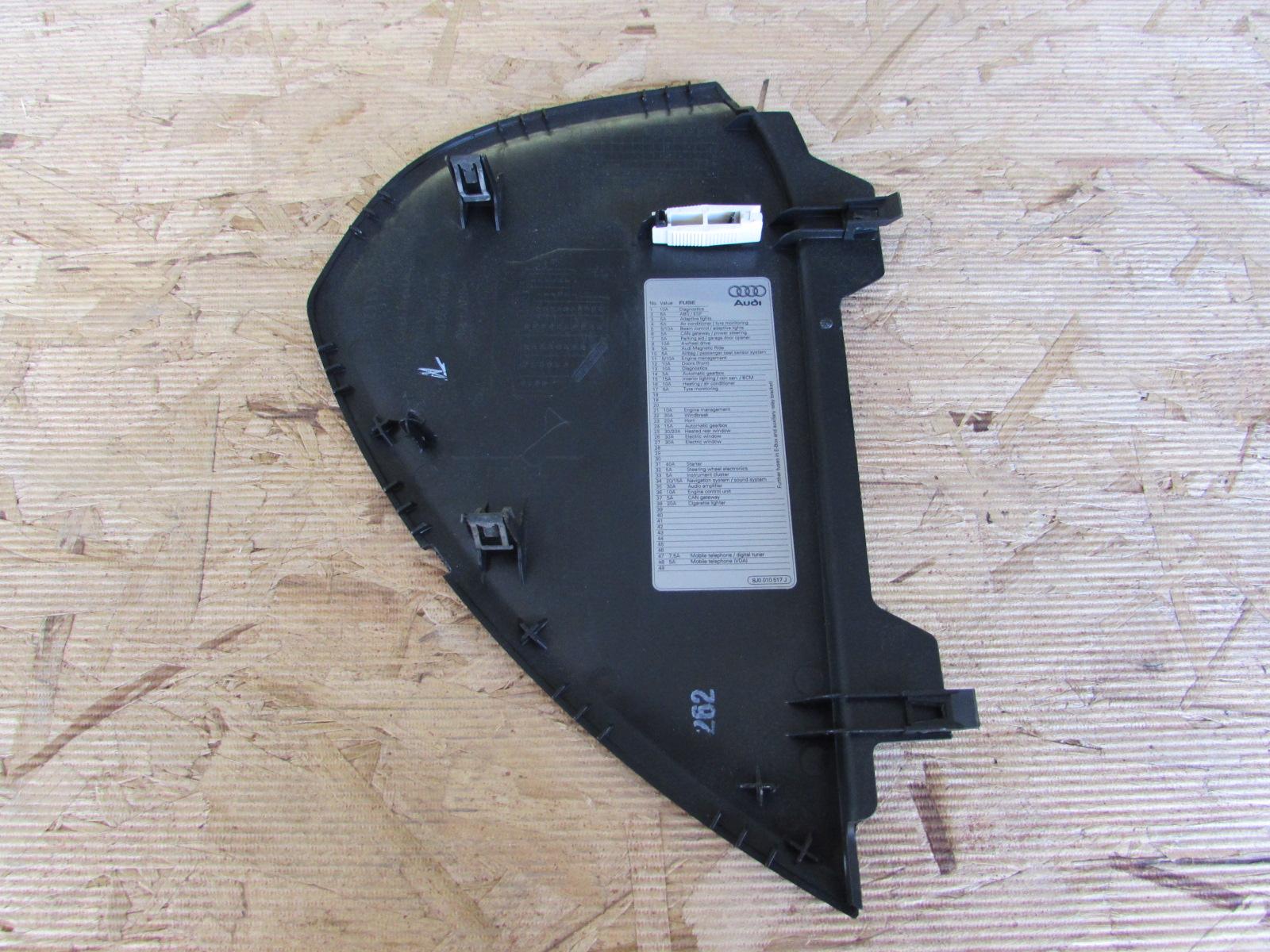 Audi Tt Quattro Fuse Box  Wds  Wiring Diagram Database