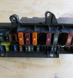 bmw power distribution fuse box 61136900582 e65 e66 745i 745li 750i 750li 760i 760li hermes auto parts [ 1600 x 1200 Pixel ]