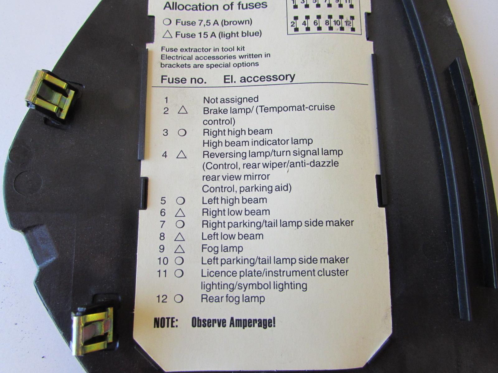 2000 vw fuse box diagram danfoss hsa3 wiring mercedes dash cover, left 2086800178 w208 clk320 clk430 clk55 amg - hermes auto parts