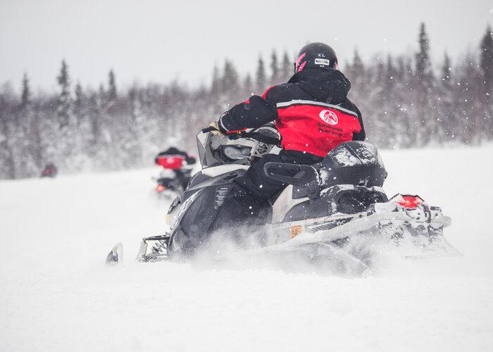 sniega motocikls