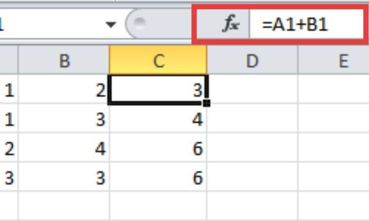 Archivo de excel con columna calculada