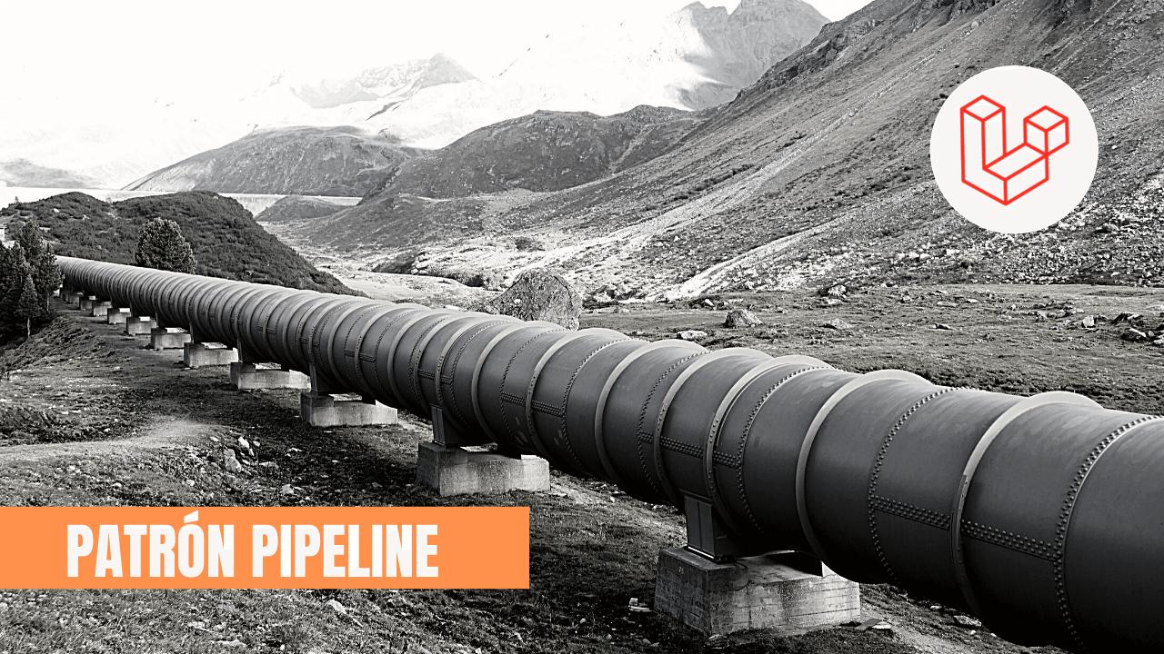 patrón de diseño pipeline