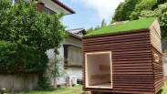 3畳の小屋