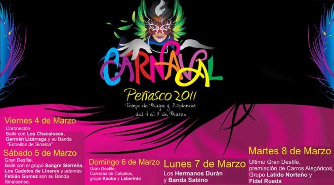 Promo del Carnaval de Puerto Peñasco 2011