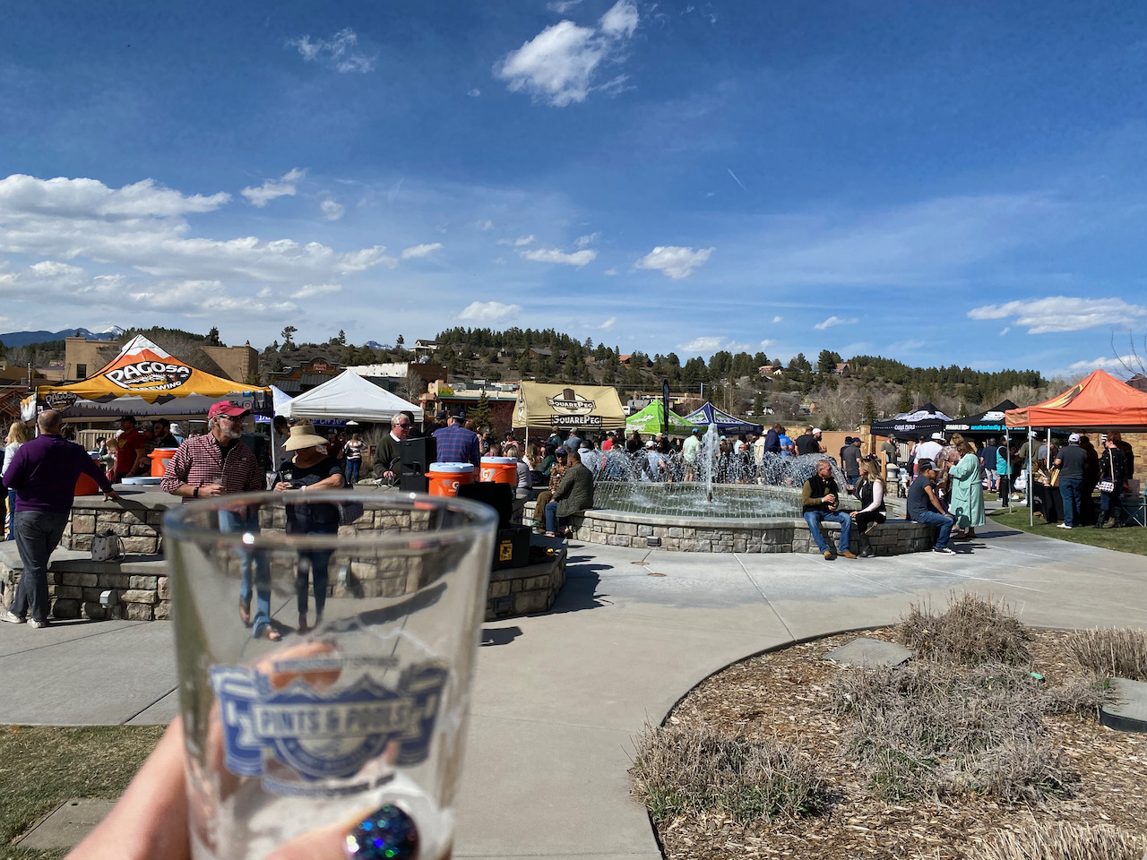 Pints and Pools Craft Beer Fest
