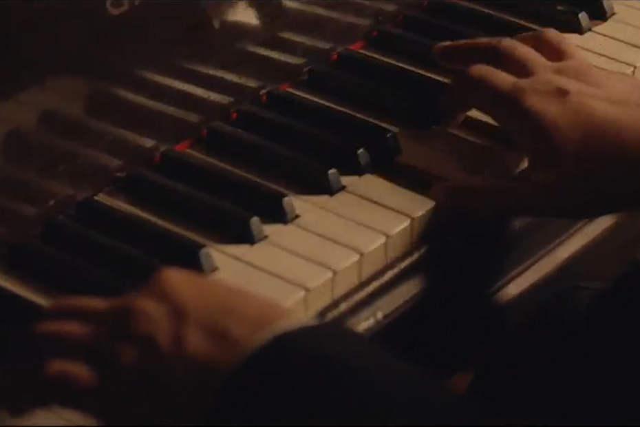 Hernán Brignani Piano Grotrian-Steinweg