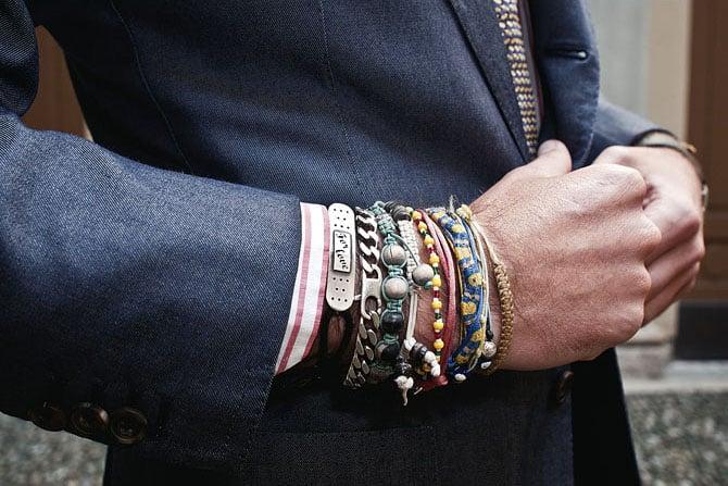 customisation bijoux homme
