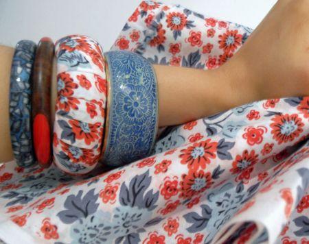 customisation tissu pour bijoux