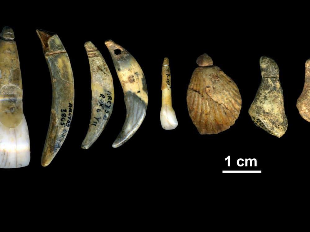 bijoux préhistoire