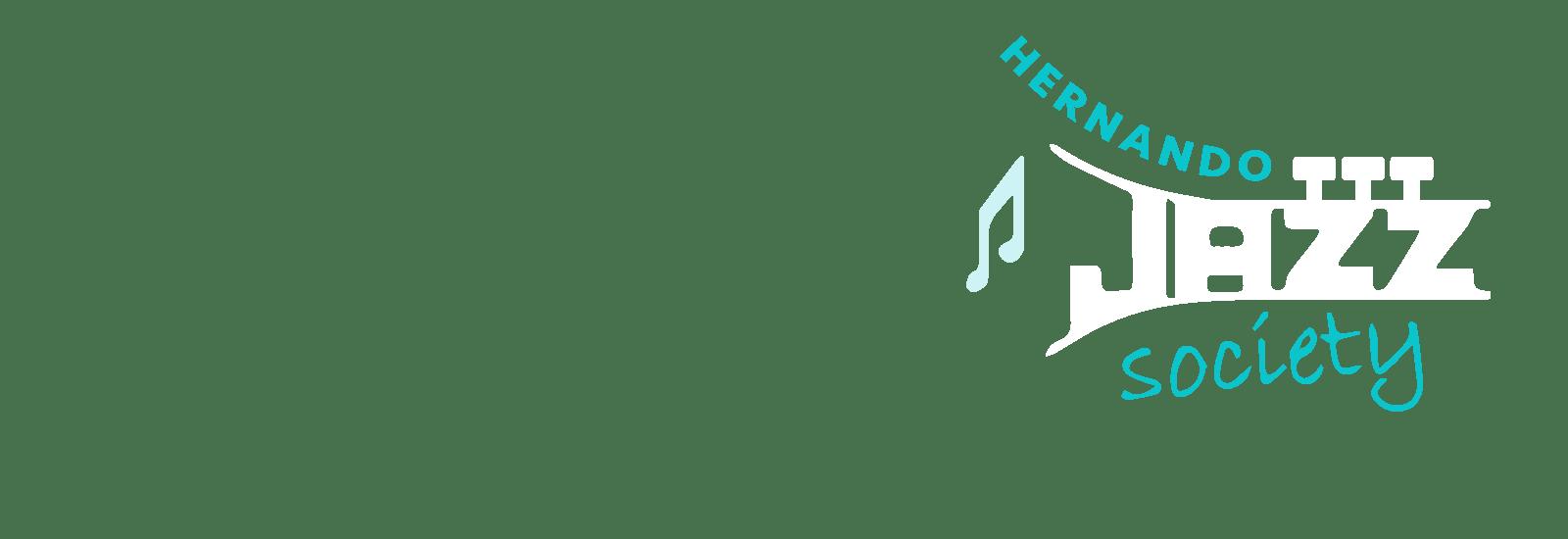 Hernando Jazz Society Logo