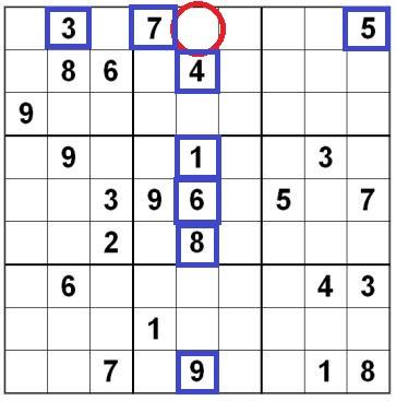 sudoku ex 1