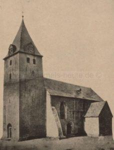 Die St. Dionysiuskirche, Foto Stadtarchiv Herne