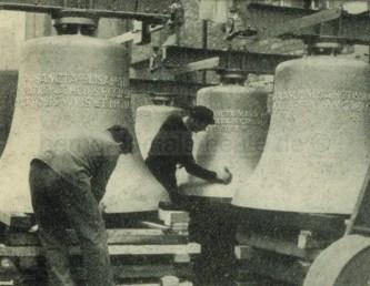 Die Glocken der St. Elisabeth-Kirche, Repro Gerd Biedermann