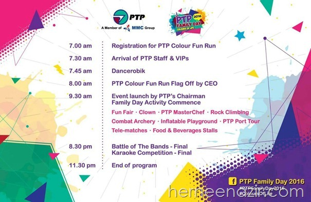 PTP Family Day