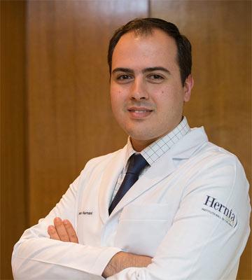Dr. Bruno Hernani - Hernia Clinic