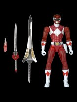 Limited Edition Legacy Collection Mighty Morphin POWER RANGERS Red Ranger Contents