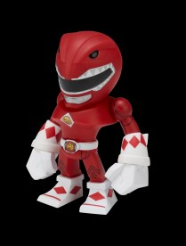 Limited Edition Tokyo Vinyl® Mighty Morphin POWER RANGERS Movie Red Ranger Side 2