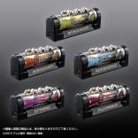 Premium Bandai Die-Cast Zyudenchi 11-15