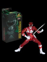 SDCC 2016 Limited Edition Legacy Collection Mighty Morphin POWER RANGERS Red Ranger