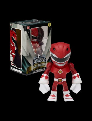 SDCC 2016 Limited Edition Tokyo Vinyl® Mighty Morphin POWER RANGERS Movie Red Ranger