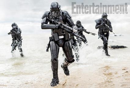 Death Troopers Beach