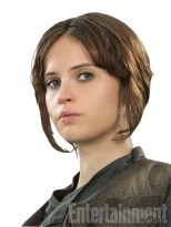 Jyn Erso - Felicity Jones