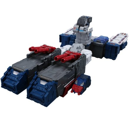 Takara Legends LG-31 Fortress Maximus Battle Station 2