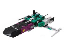 Titans Return Leader Sixshot 2