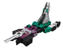 Titans Return Leader Sixshot 3