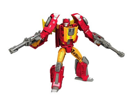 Titans Return Hot Rod