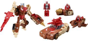 Titans Return Chromedome Takara