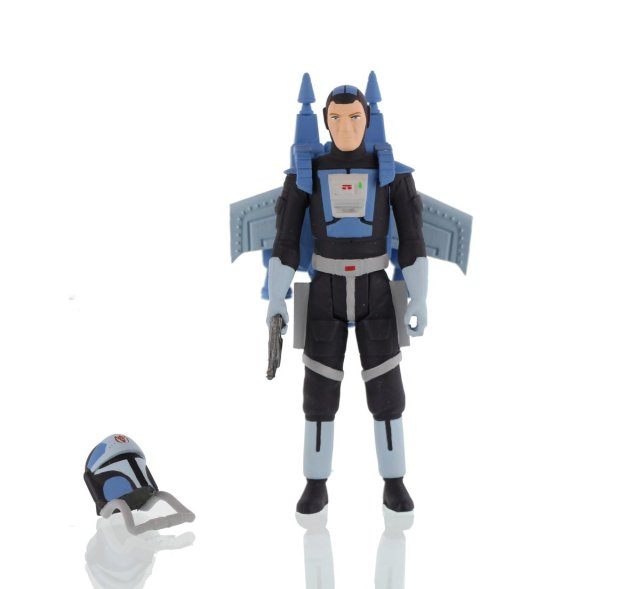 SDCC 2016 Star Wars Rebels Fenn Rau 3.75