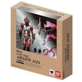 S.H.Figuarts Kamen Rider Amazon Alpha Amazon Exclusive Box