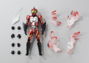S.H.Figuarts Kamen Rider Amazon Alpha Amazon Exclusive Contents