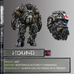 Transformers 5 The Last Knight Hound