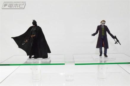 SHF Dark Knight Display