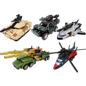 UW-EX Baldigus Vehicle Set