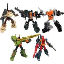 UW-EX Baldigus Robot Set