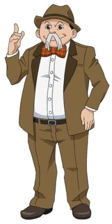 Nobuo Tobita - Shunsaku Han