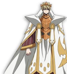 Fairy Tail Dragon Cry King Animus Makoto Furukawa