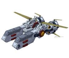 Assault Carrier Spartan