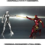 Premium Bandai S.H.Figuarts Iron Man Mk-2 7