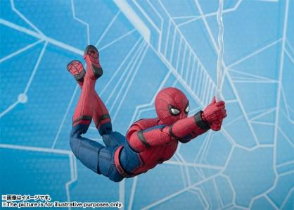 SHF Spider-Man 05
