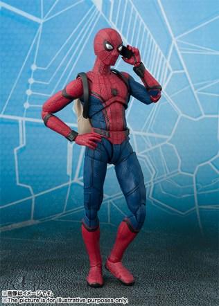 SHF Spider-Man 14