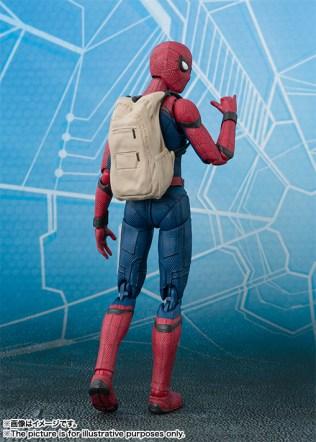 SHF Spider-Man 15