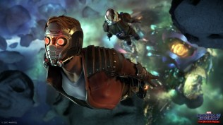 Telltale Guardians of the Galaxy Screenshot 2
