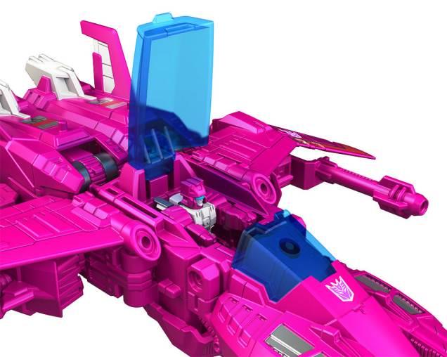 Transformers Titan Returns Deluxe Class Misfire Cockpit