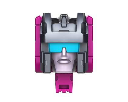 Transformers Titan Returns Deluxe Class Misfire Titanmaster Head