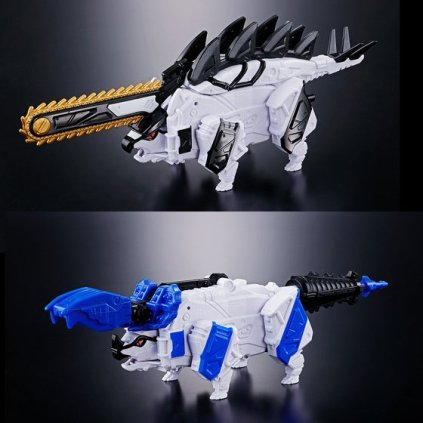 Premium Bandai Dino Force Brave Kyoryujin Set 6